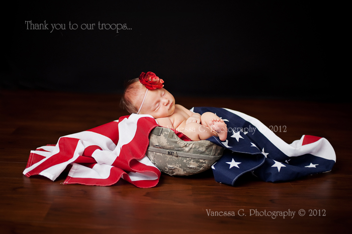 Vanessa g photography specializes in newborn